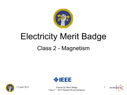 Electricity Class 2