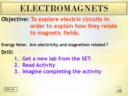 Permanent magnets Electromagnets | studyslide com