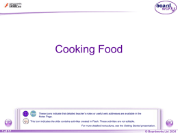 Cooking Food - Paignton Online
