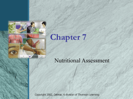 PN1healthassessment\nutrition