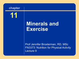 FN3373-Lecture-9-OWL-Ch-11-Mineralsx