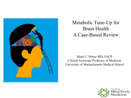 MMF Metabolic Tune Up