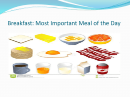 Breakfast PPT- revised2017x