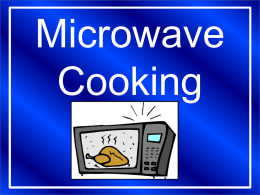 Microwave-powerpoint