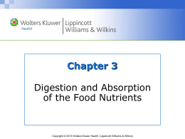 Chapter 3 - Wolters Kluwer Health