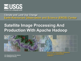 Satellite Image Processing And Production With