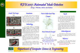 see Jeremy`s poster - Computer Science and Engineering