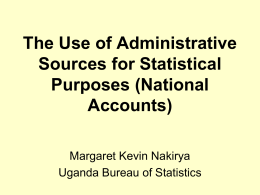 PPT - United Nations Statistics Division