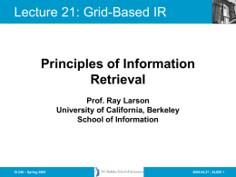Lecture_21 - Courses - University of California, Berkeley