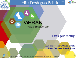 BIOFRESH_meeting_2013