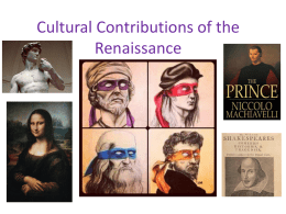 Cultural_Contributions_of_the_Renaissance[1