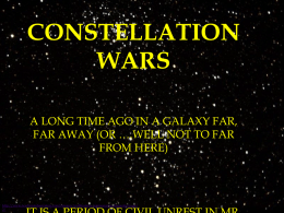 constellation wars
