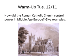 Warm-Up Tue. 12/11