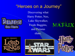 Heroes on a Journey - Vernon Hills High School