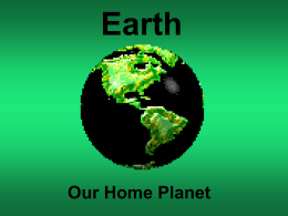 Earth - Miss Delo`s Wiki