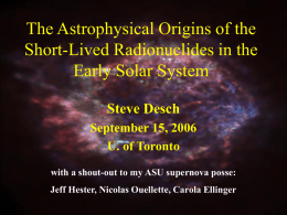 The Astrophysical Origins of the Short