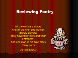 Poetry-Terms-and-Review