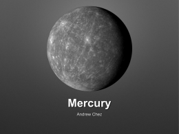 Mercury - pridescience
