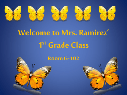 Welcome to Mrs. Hanson*s 2nd Grade Class