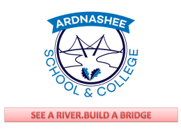 see a river.build a bridge - Ardnashee School and College