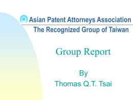 APAA Taiwan Group (1)