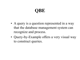 sql and query and cross and database