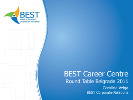 BEST Career Centre