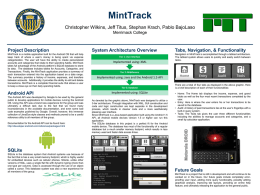 MintTrack_v2 - Google Project Hosting