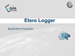 Etere Logger 07 2010.pps