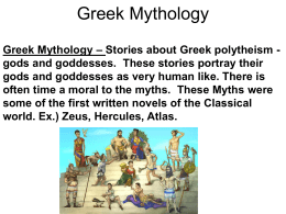 Greek Vocab