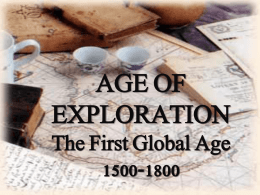 AGE OF EXPLORATION 2016