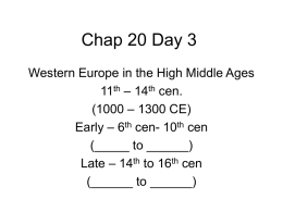 Chap 20 Day 3 - Kugler History Website