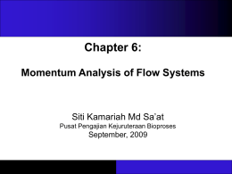 ME33: Fluid Flow Lecture 1: Information and