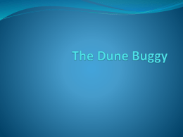 The Dune Buggy - Region 10 Education Service Center