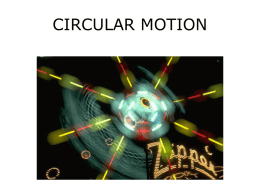 rotational motion & law of gravity