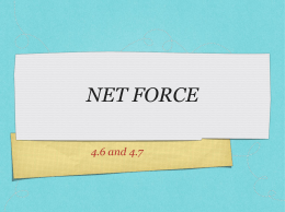 Net Force - Kleins
