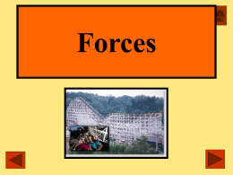Forces Power Point