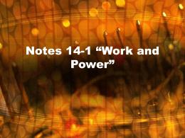 6 1 Power Notes | studyslide com