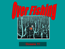Over-Fishing: Impacts, Implications, and Resolutions