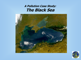 The Black Sea Case Study