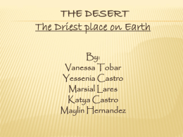 The desert - Cloudfront.net
