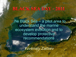 Black Sea Day - 2011