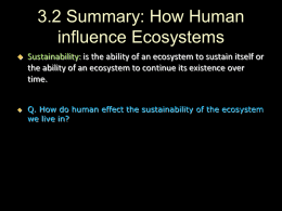 3.3 How Introduced Species Affect Ecosystems