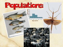 a population. - kimscience.com