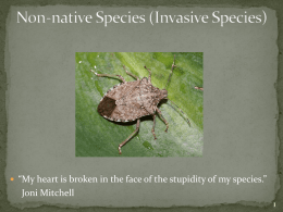 Nonnative Species Slideshow