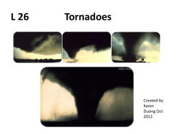 Tornadoes - comelearnmore