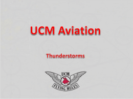 UCM Aviation - University of Central Missouri