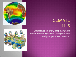 Climate 11-3