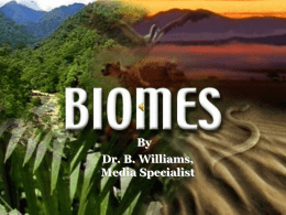 Biomes-2 PPT