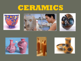 ceramics - CreativeArtsCPHS
